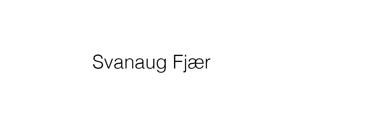 W Svanaug-Fjær
